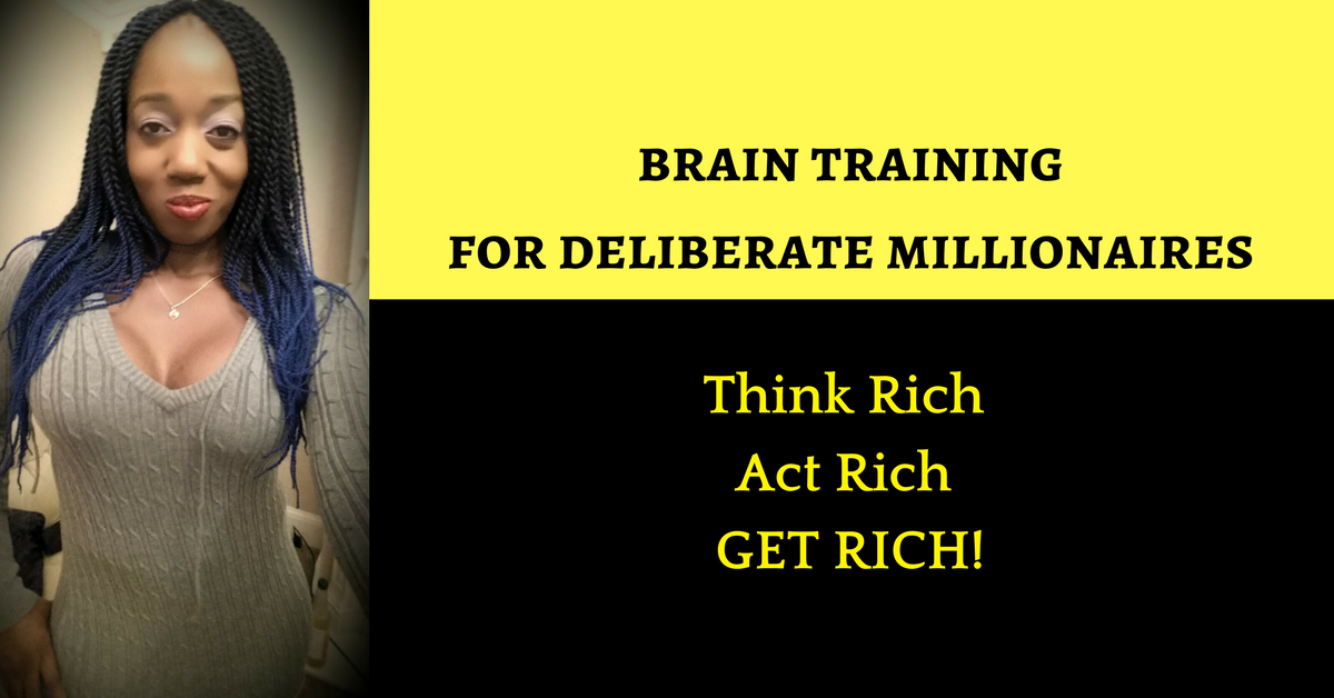 Brain Training For Deliberate Millionaires