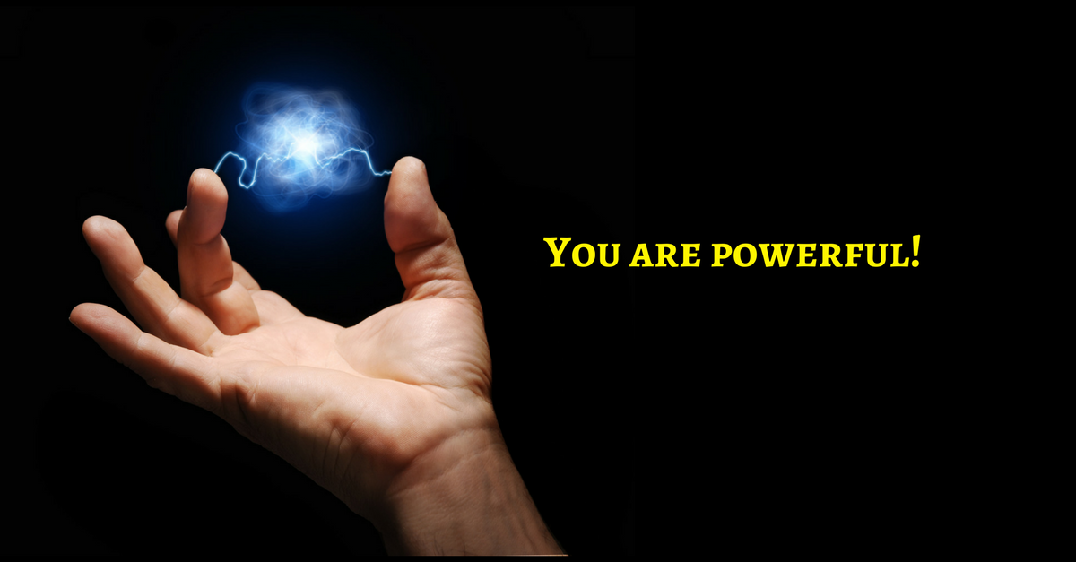 Stop Being So Weak & Annoying! The Same Power That Conquered The Grave, Lives In You!