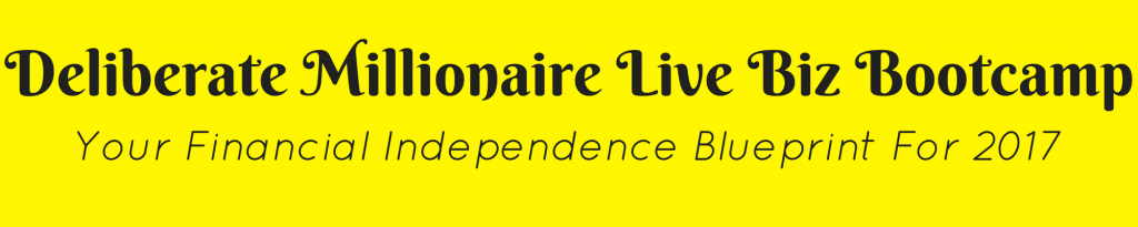 Deliberate Millionaire Live Biz Bootcamp