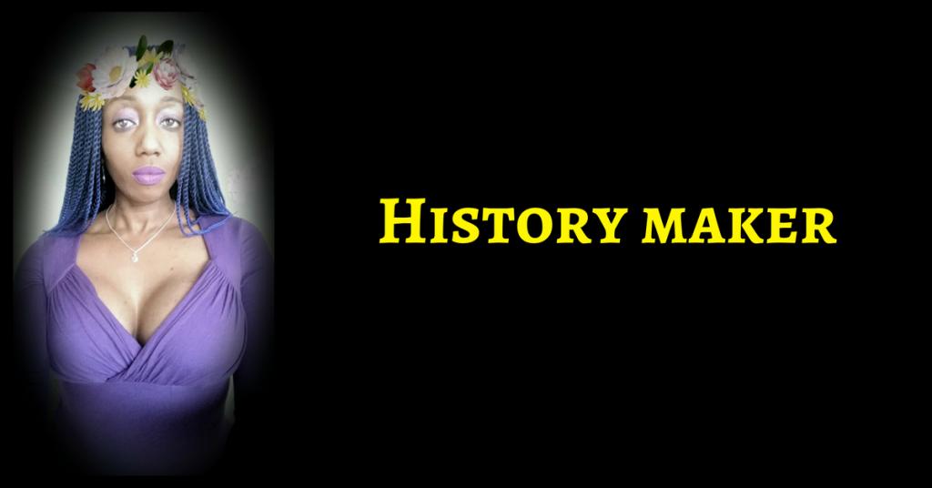 History Maker, Not Talker - Rosemary Nonny Knight
