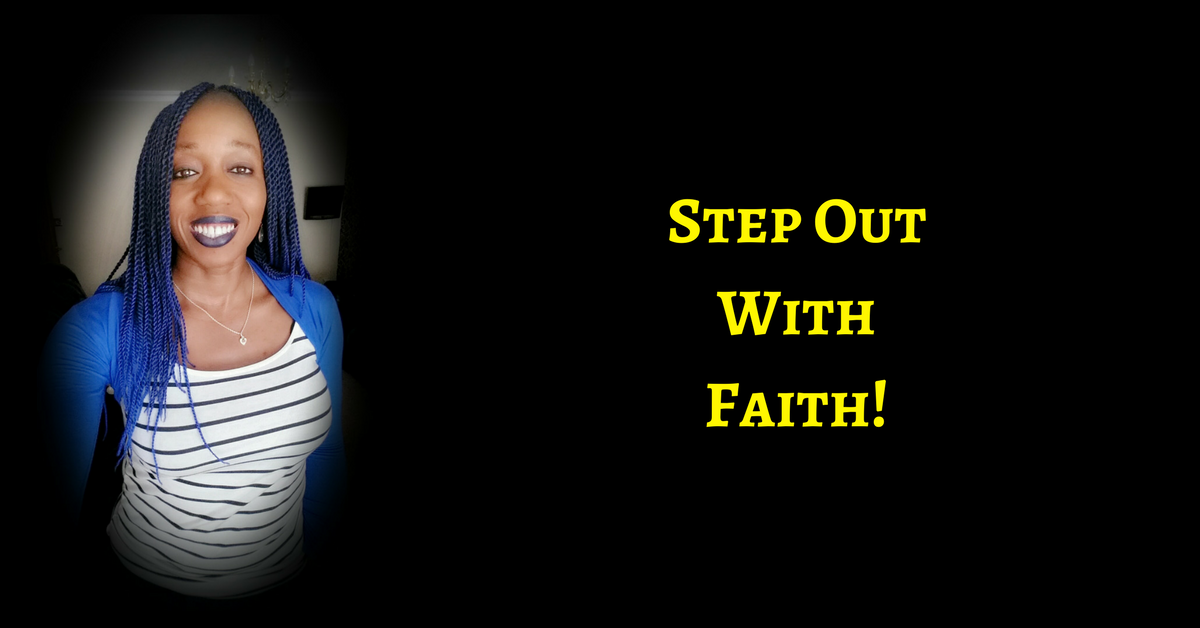 Why You Need To Take Massive Steps Of Faith, Honey!