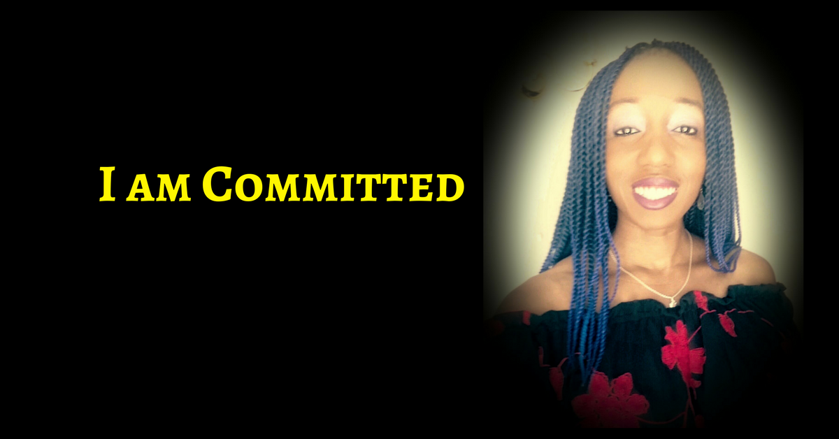 I Am Committed To The 334000 People! What Are You Committed To?