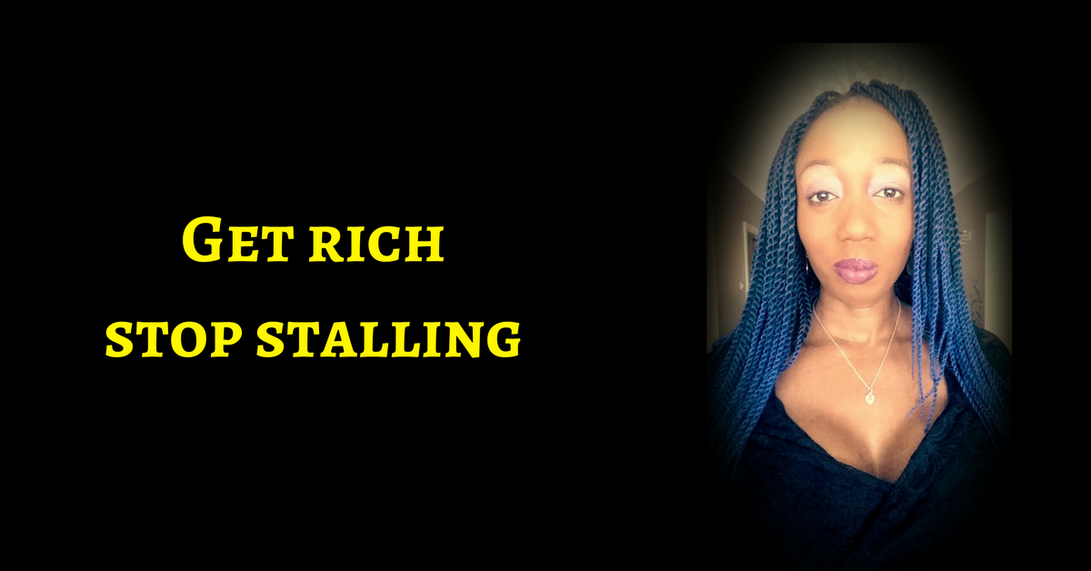 Have You Realised That You Must Get Rich Yet?