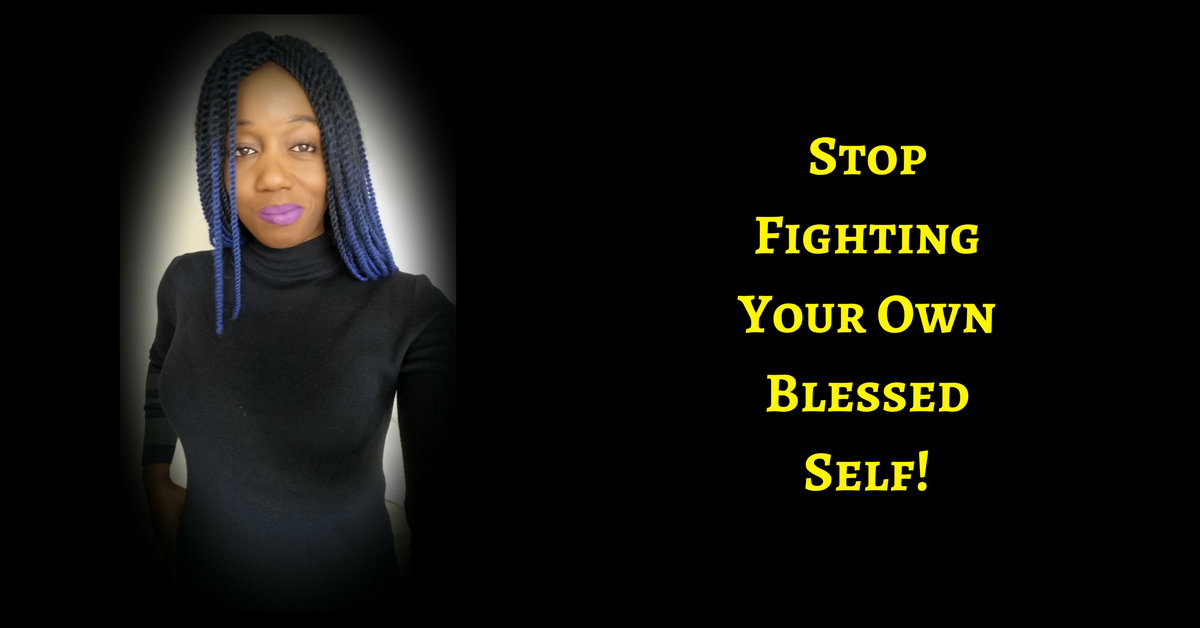 Stop Fighting Who You Are
