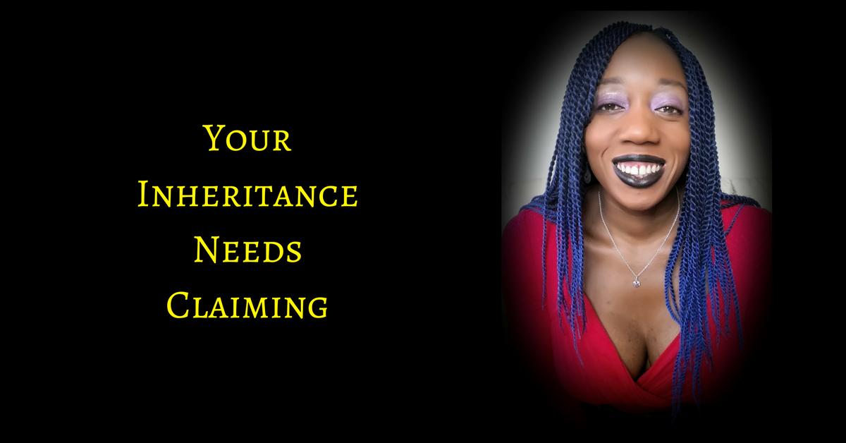 Spiritual People Arise & Claim Your Creative Inheritance