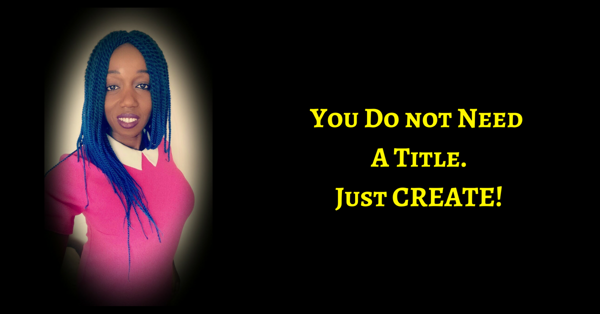 You Do Not Need to Fit – Just Create