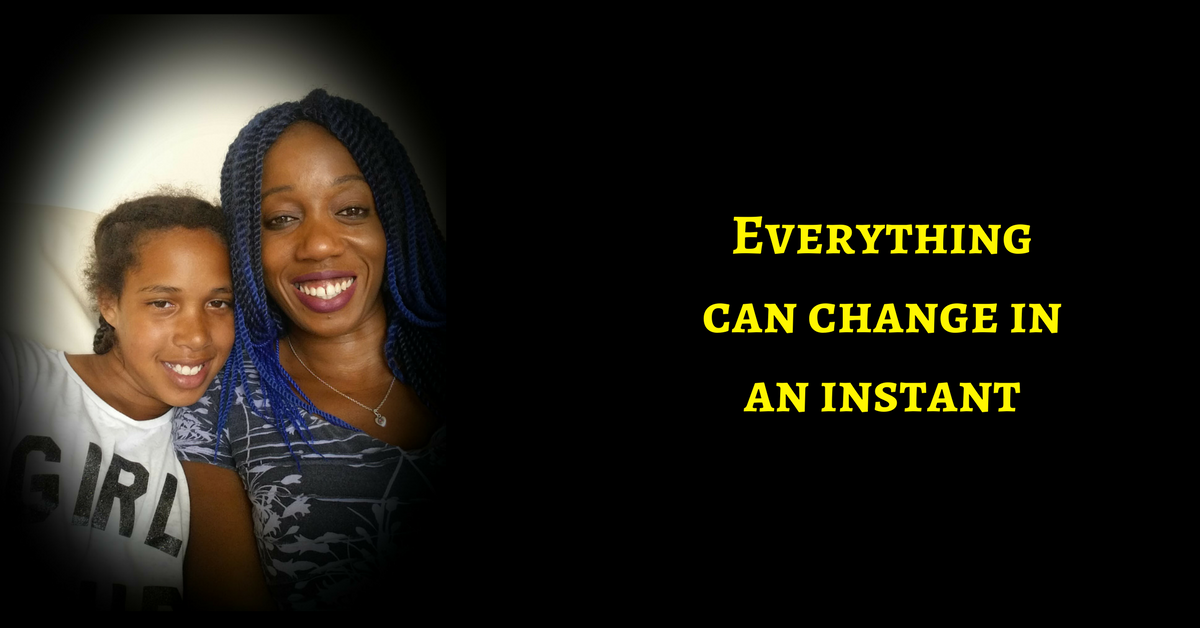 Everything Can Change In An Instant – Do Not Give Up Hope