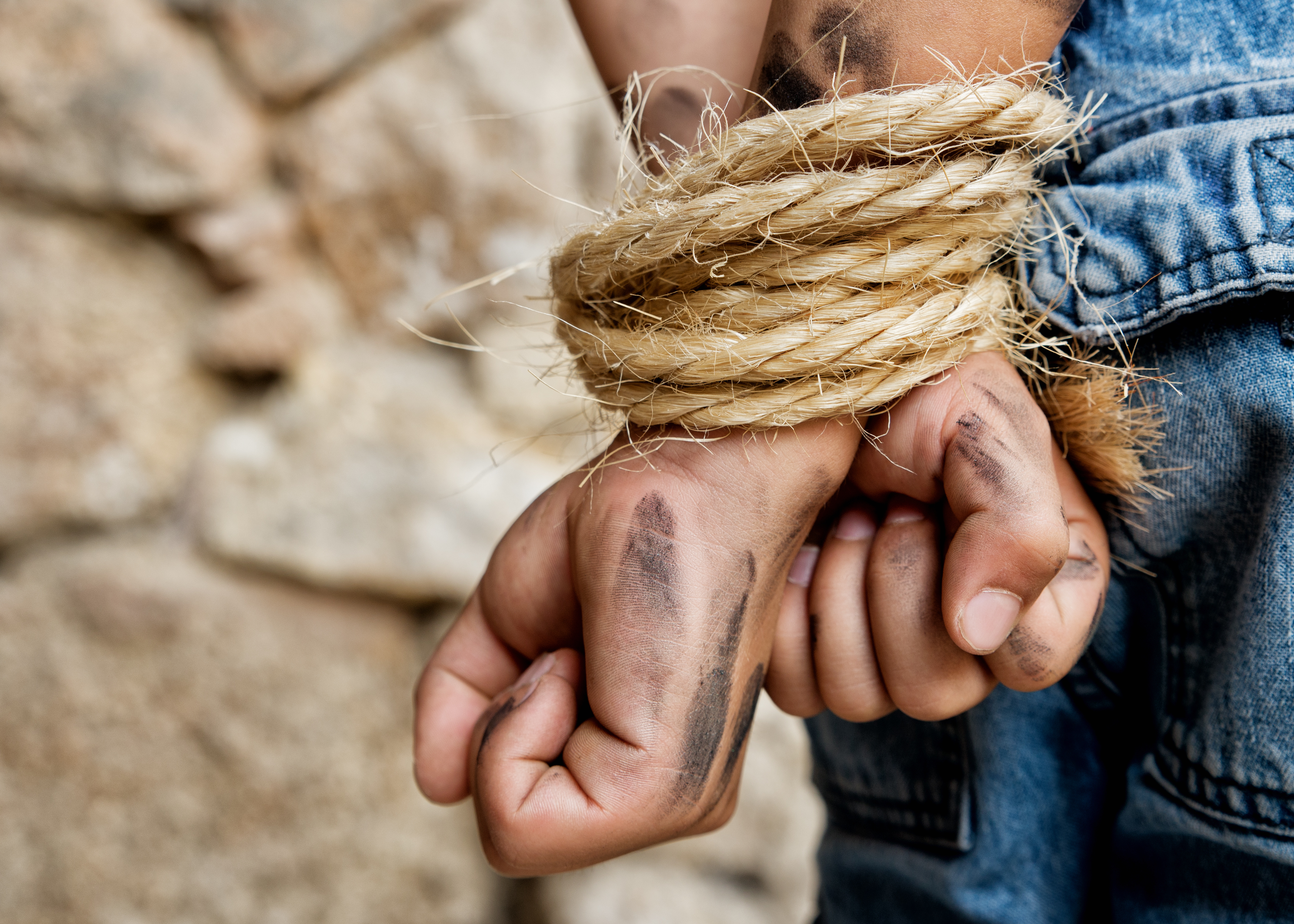 How On Earth Can You Ever Feel Fulfilled With Your Hands Tied Behind Your Back?