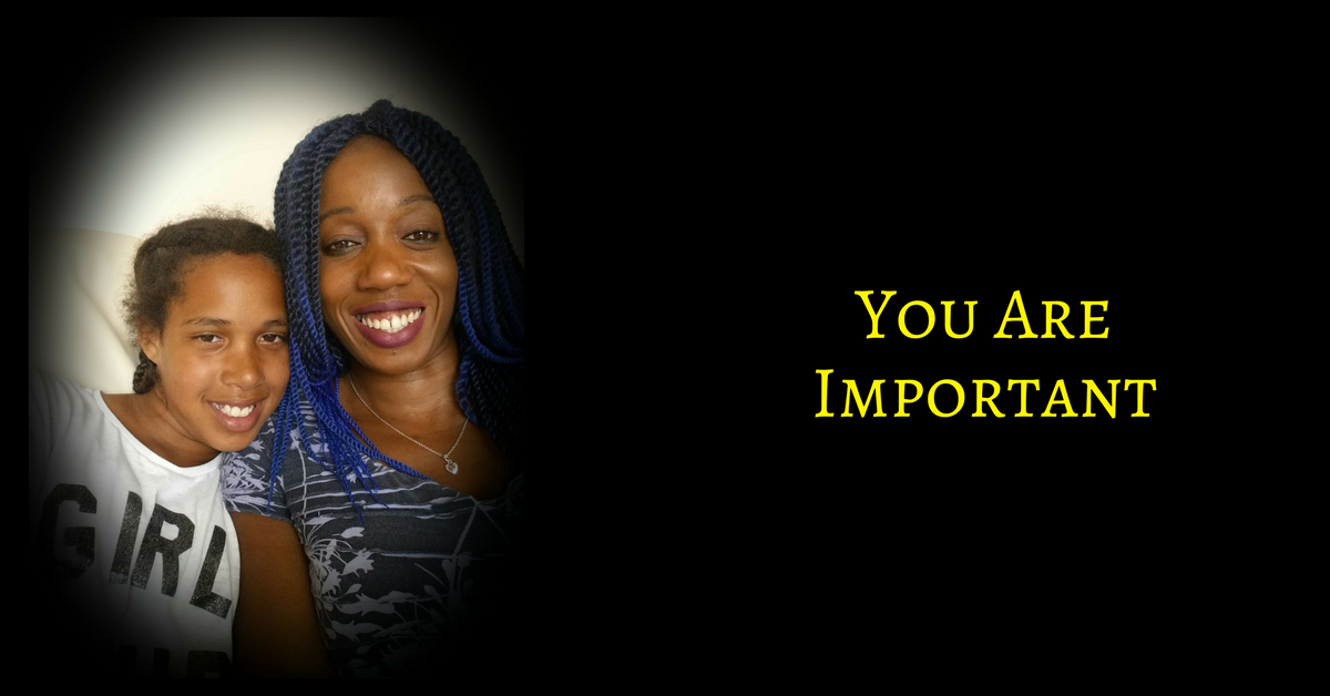 You Are Important – As you Heal, You Heal the World