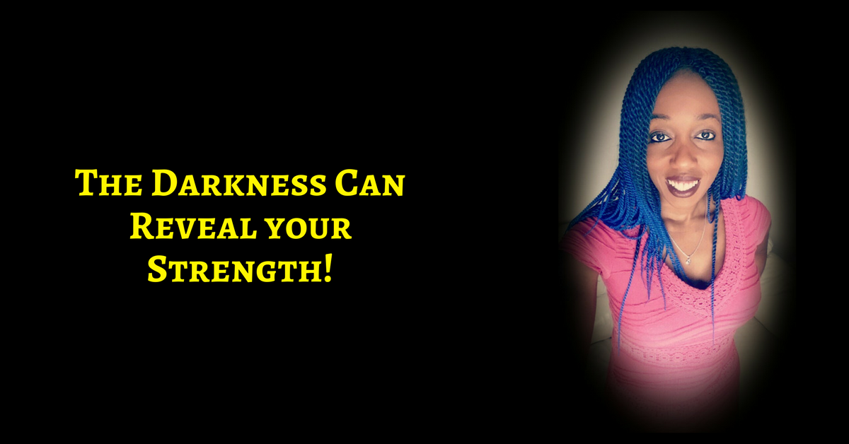 Even Though You Go Through The Darkness…