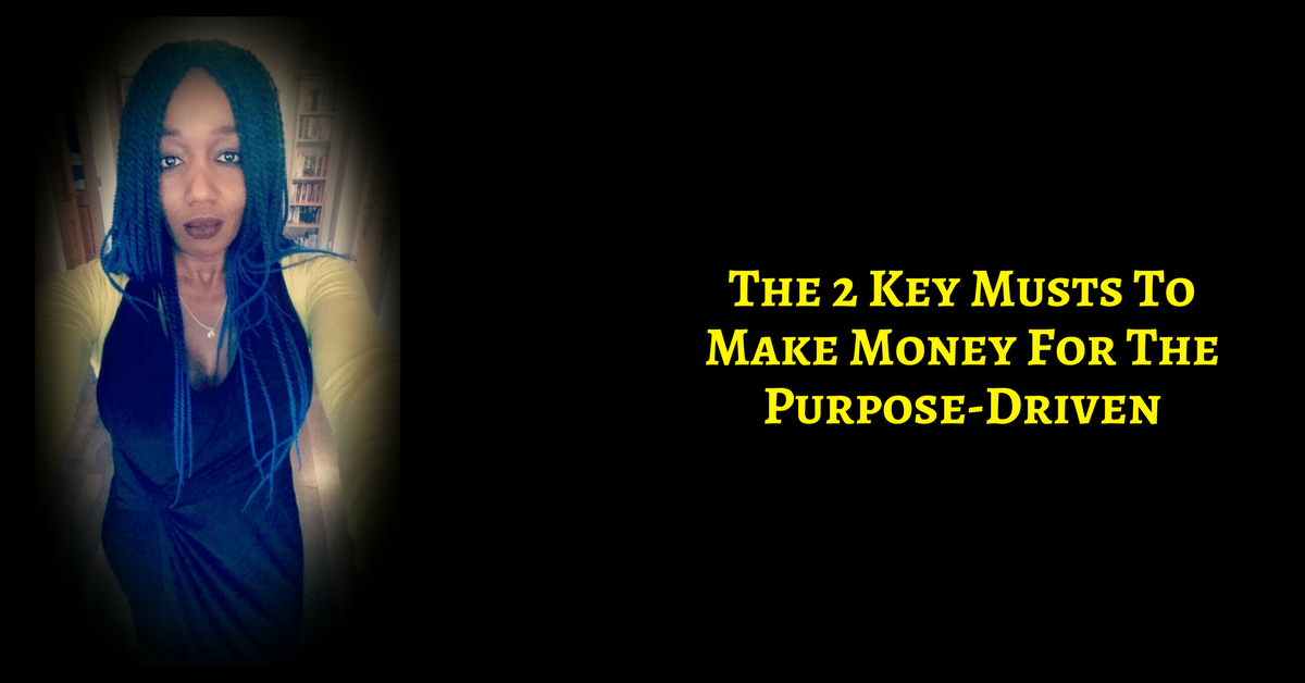 The 2 Sides To Making Money In Your Purpose-Driven Venture