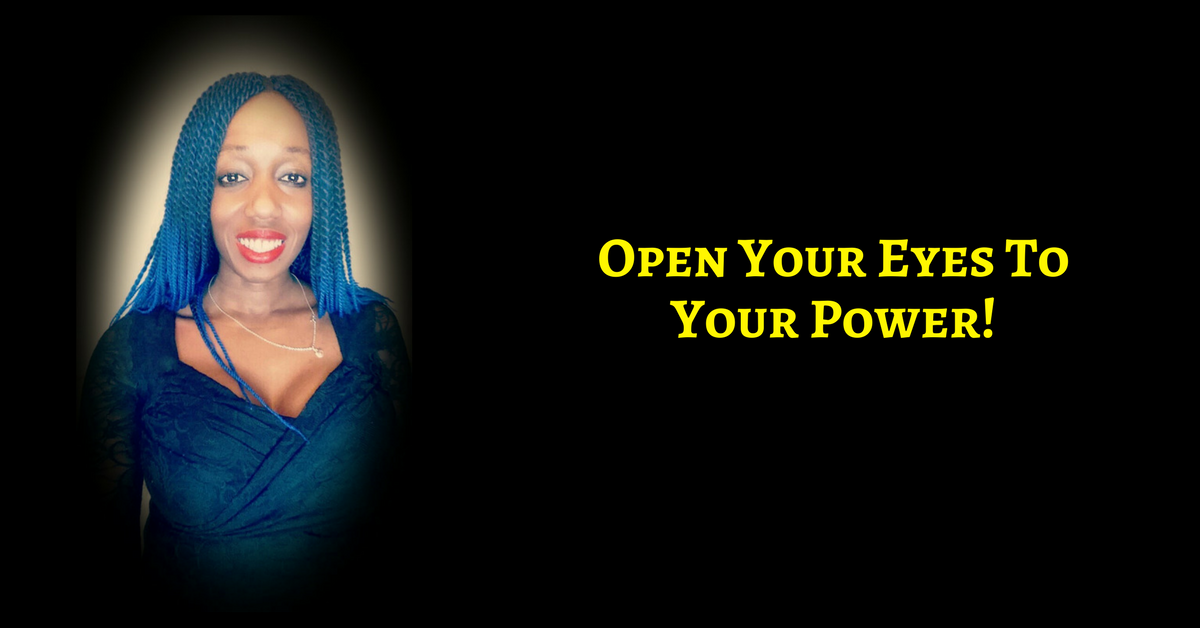 You Are Not Average. Open Your Eyes To Your Power!