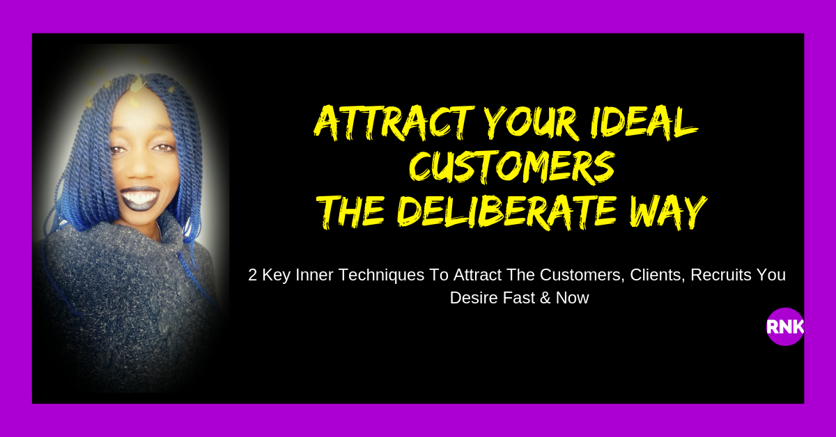 Attract Ideal Clients