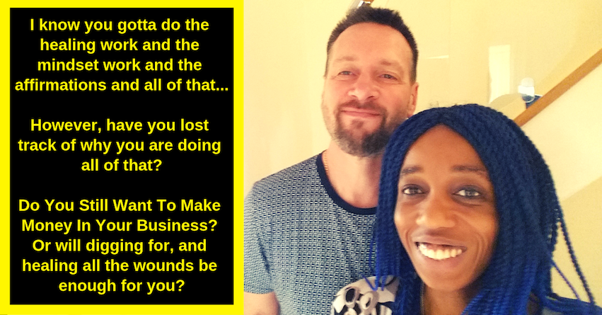 YOUR FOCUS IS WRONG.  CHANGE IT IF YOU FULLY INTEND TO MAKE $5K+ ONLINE