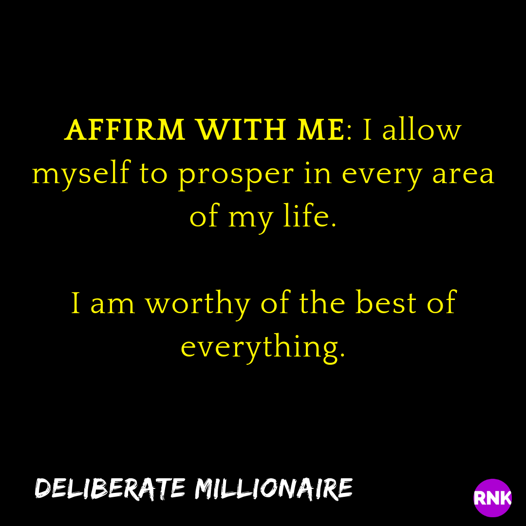 How Can You Experience Total Prosperity When You Have Forgotten Who You Are?