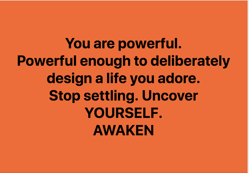 Tap Fully Into Your Power As You Open Up To Love