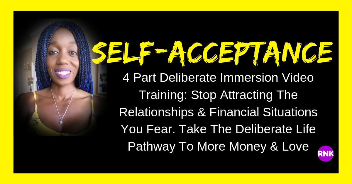 Self Acceptance
