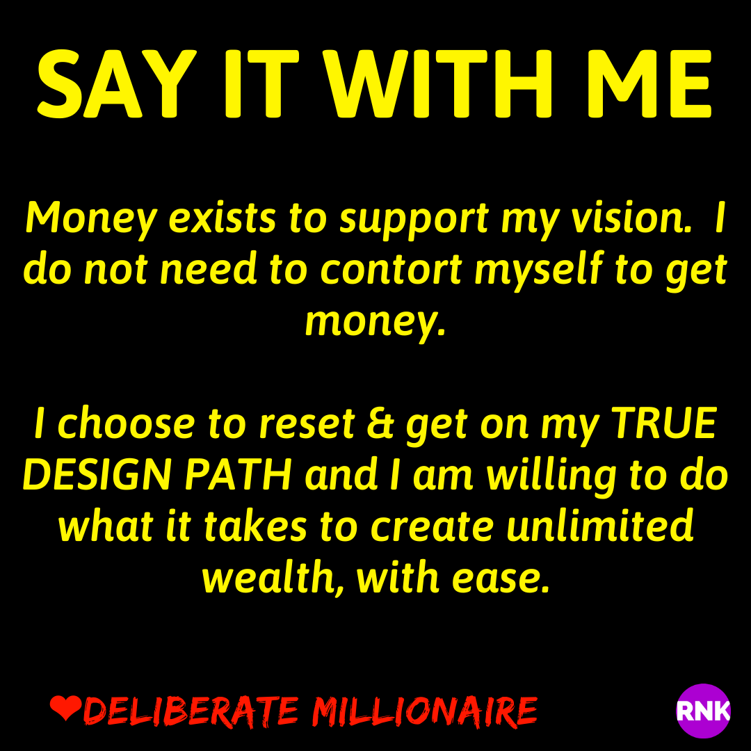 Do Not Get Distracted Chasing Money – You Have Done That For Too Long Already