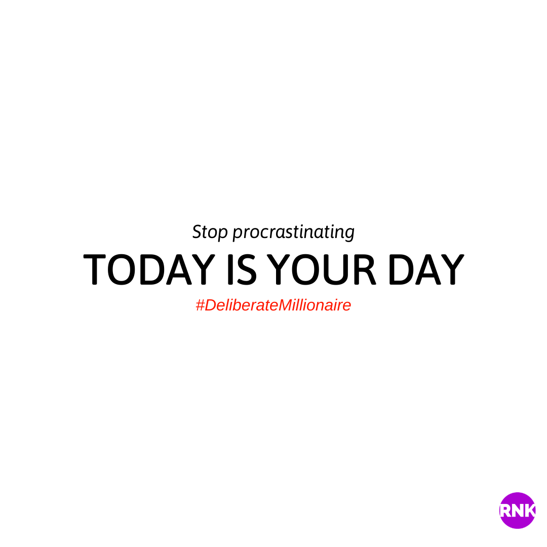 You Are Called & This IS Your Day