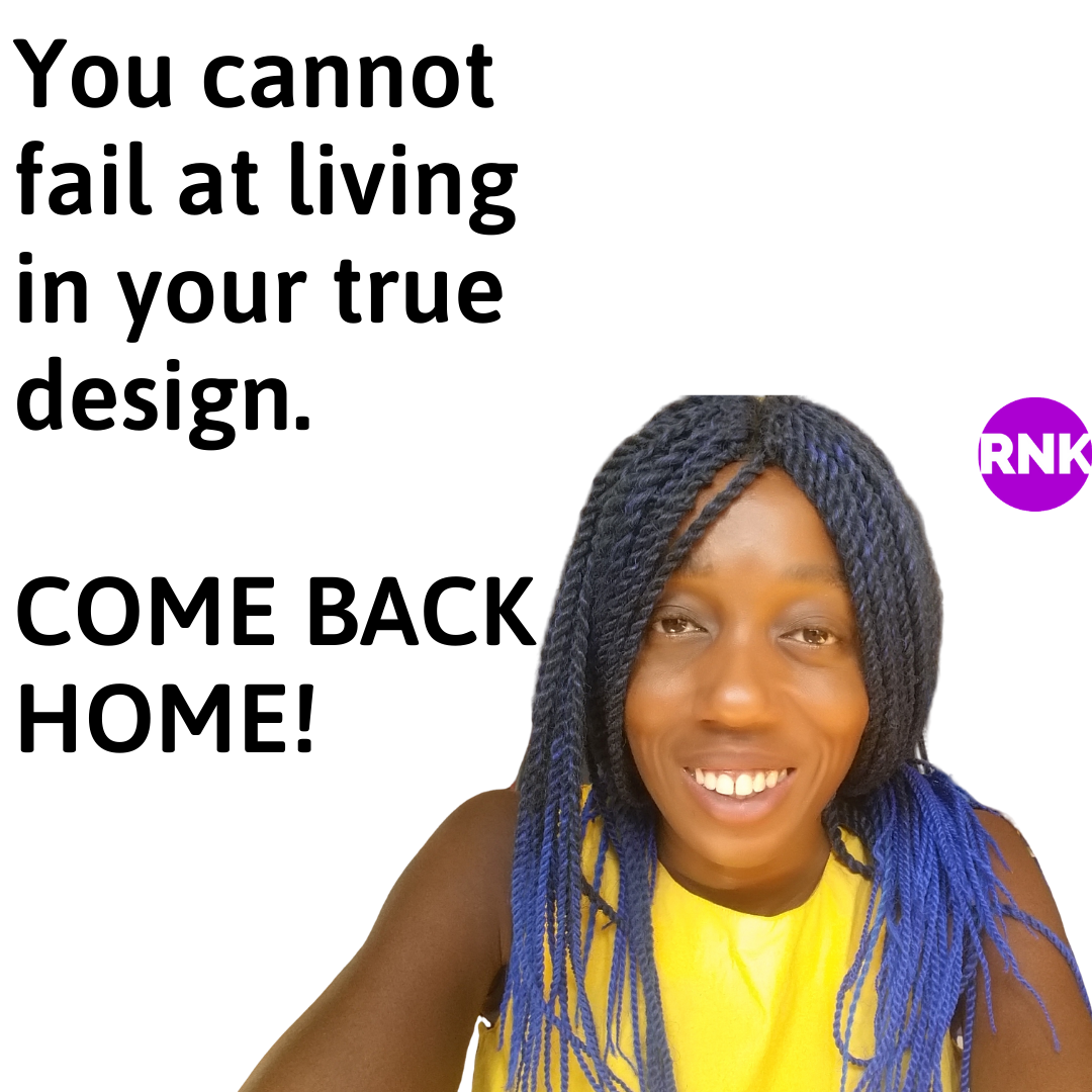There Is NO WAY To Fail At Your True Design Vision