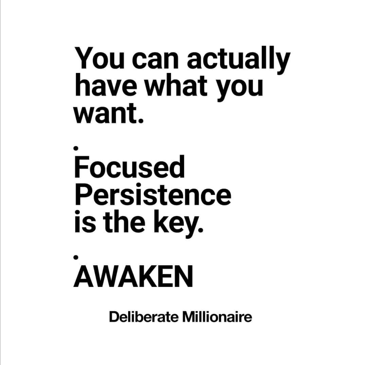 You Can ACTUALLY Have What You Want – Here's Why & How.