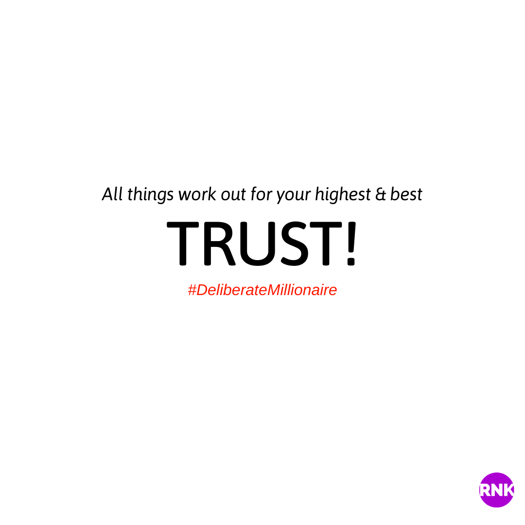 Trust Can Be The Hardest Thing
