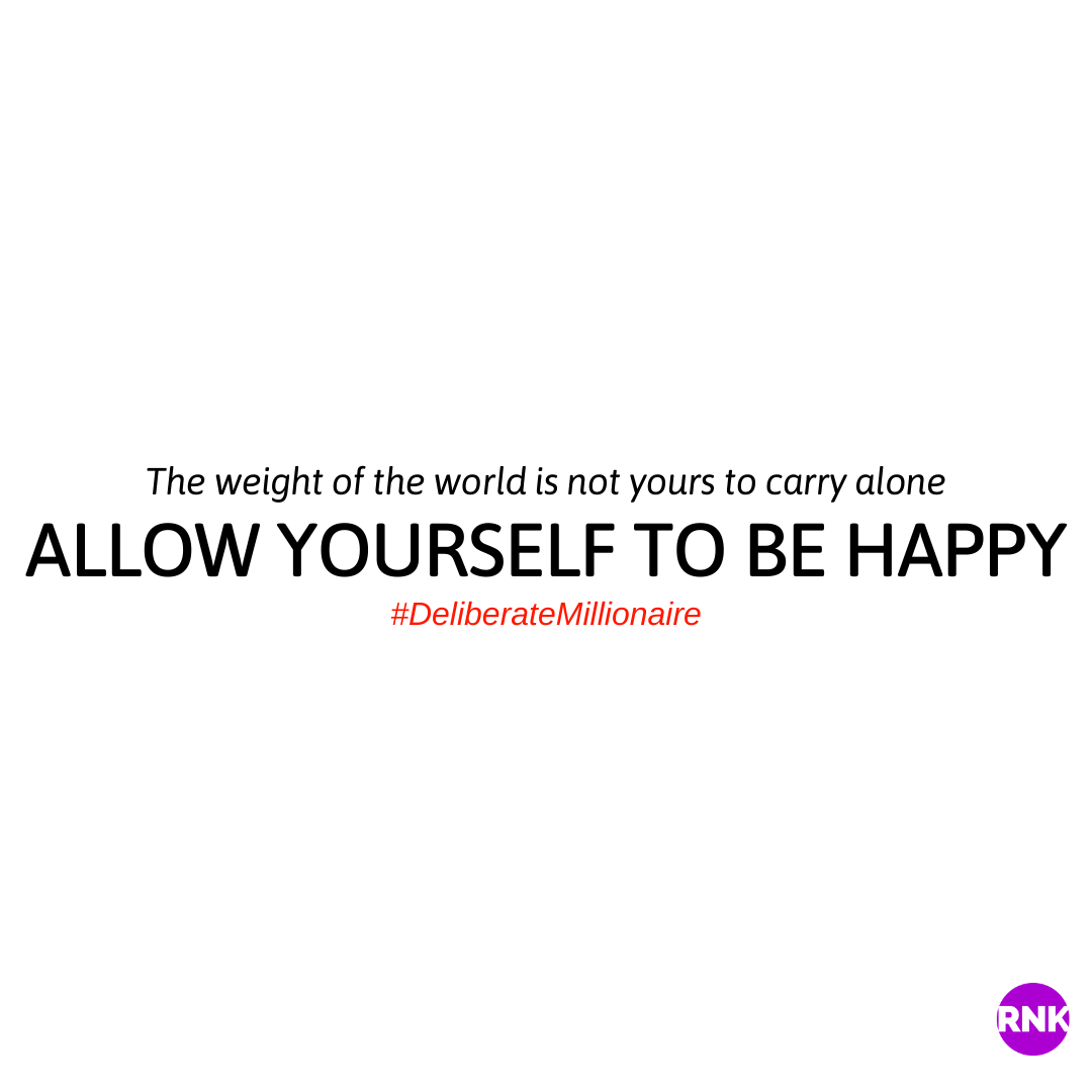 You Can Be Truly Happy