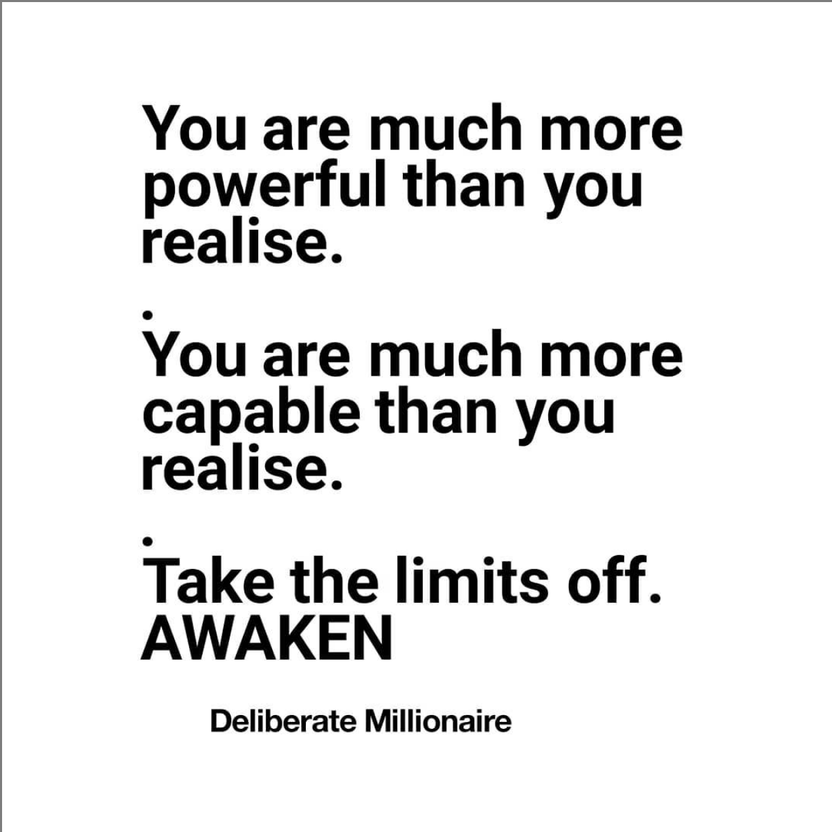 You Are MUCH MORE Powerful Than You Realise