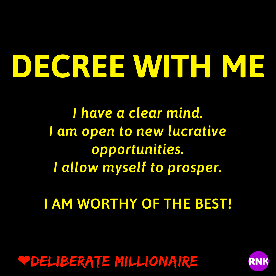 Your Mind Is So Full Of Other People's Nonsense That You Just Can't See How Easy It Would Be For You To Truly Prosper
