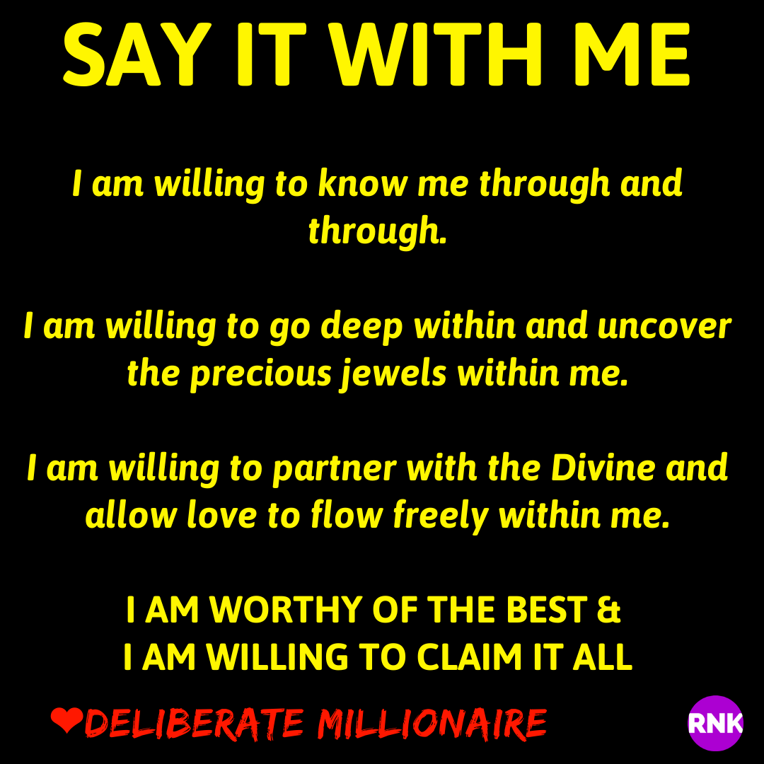 You Can Be Both Spiritually & Financially Awakened, IF YOU ARE WILLING