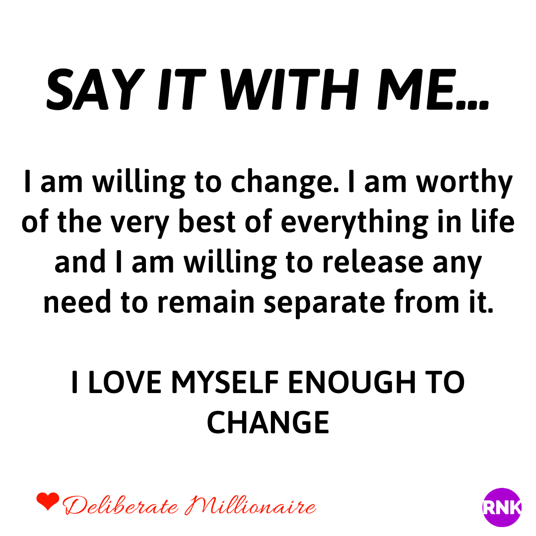 47 Ways Resistance Shows Up & Blocks Your Good From Arriving.