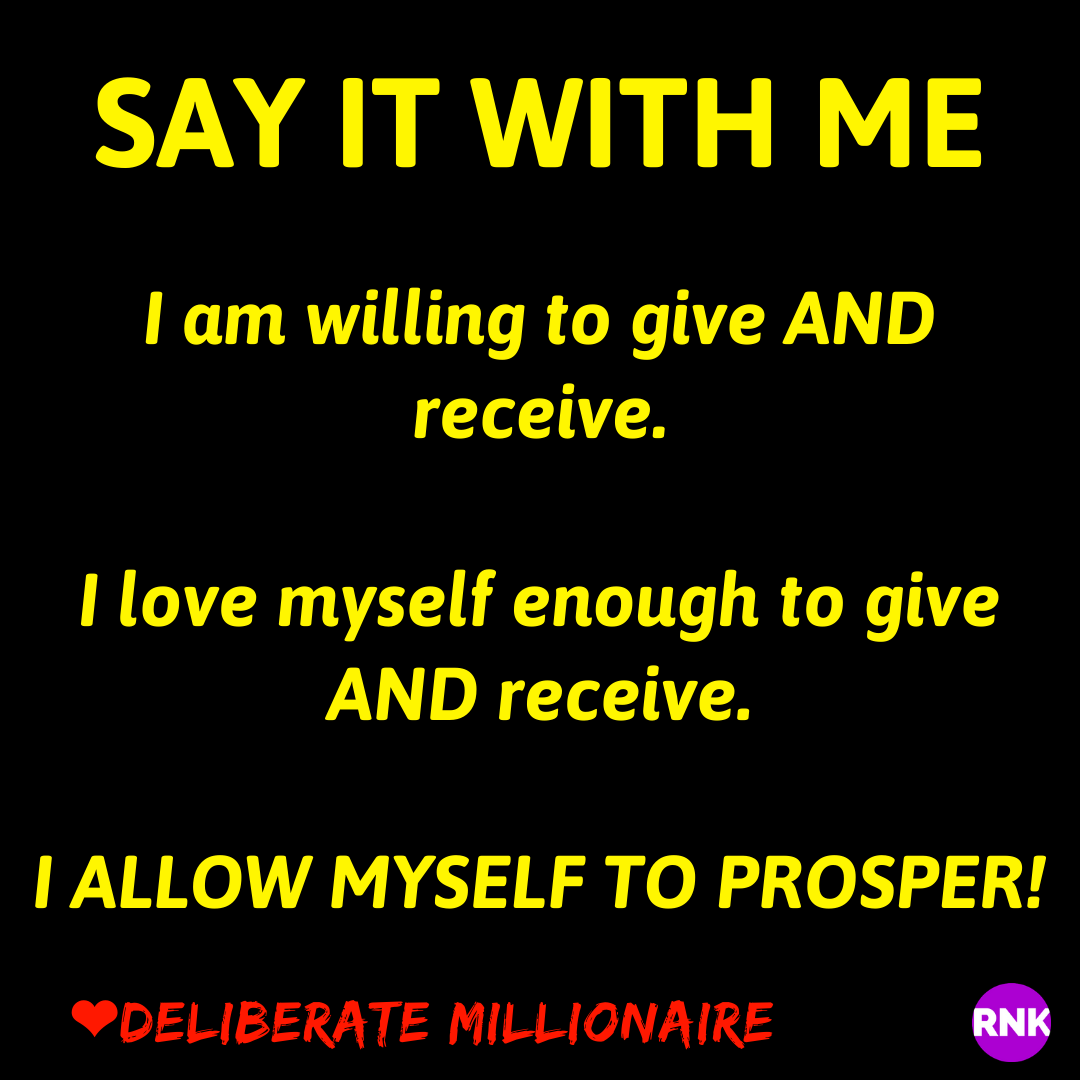 You Can Be Spiritually & Materially Wealthy If You Will Allow It