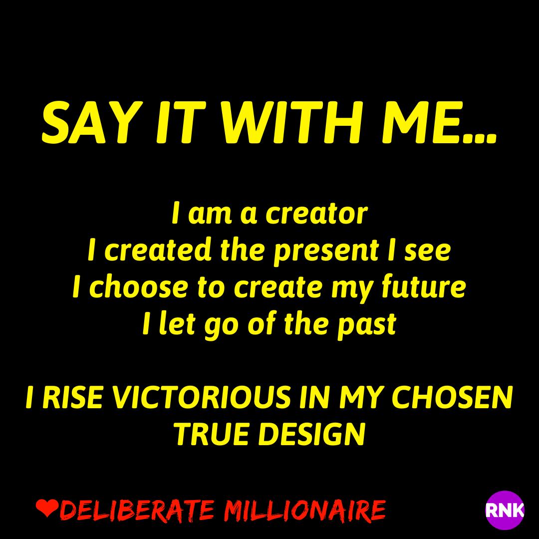 You Are Creator
