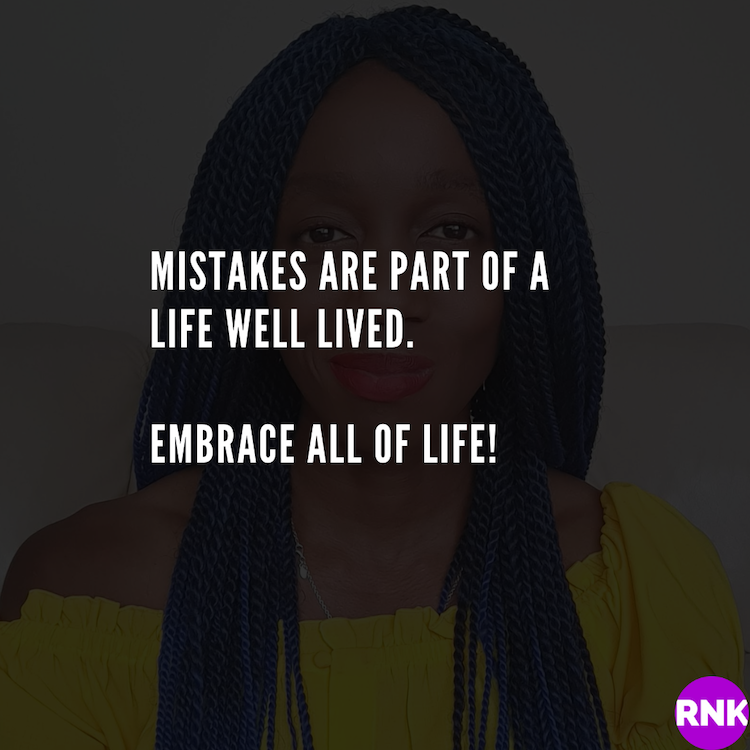 Mistakes Are Part Of Growth