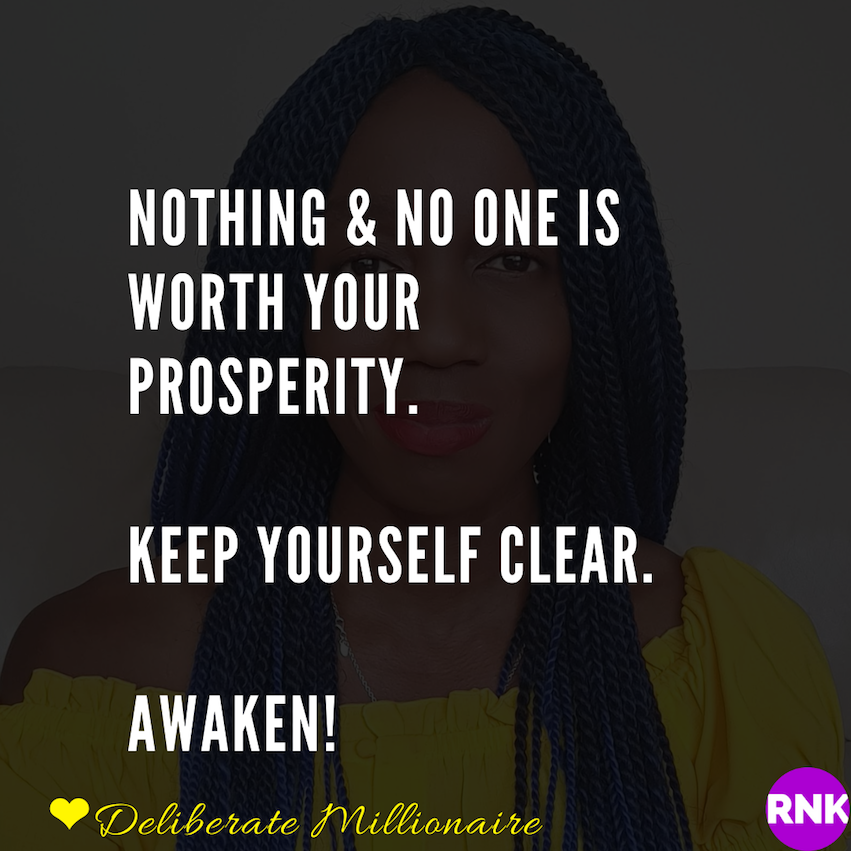 It Is Ridiculous To Keep Allowing Other People To Affect Your Prosperity