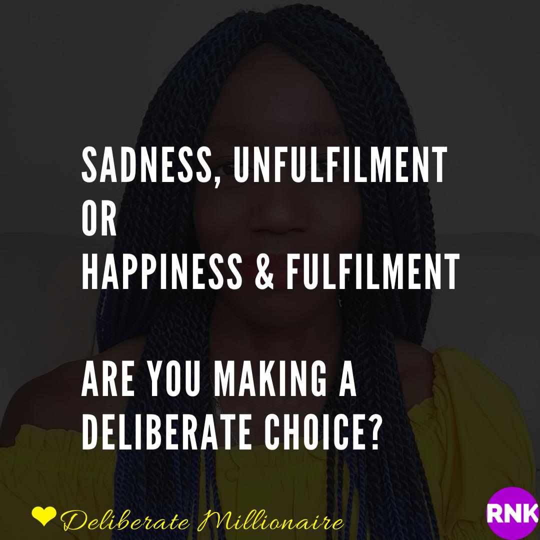 Here's Why You Feel Sad & Unfulfilled