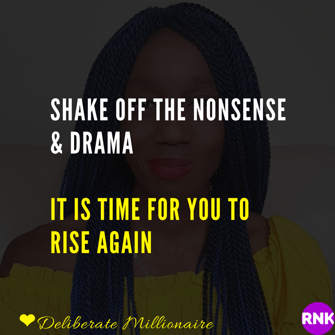 It Is Time To Rise Again