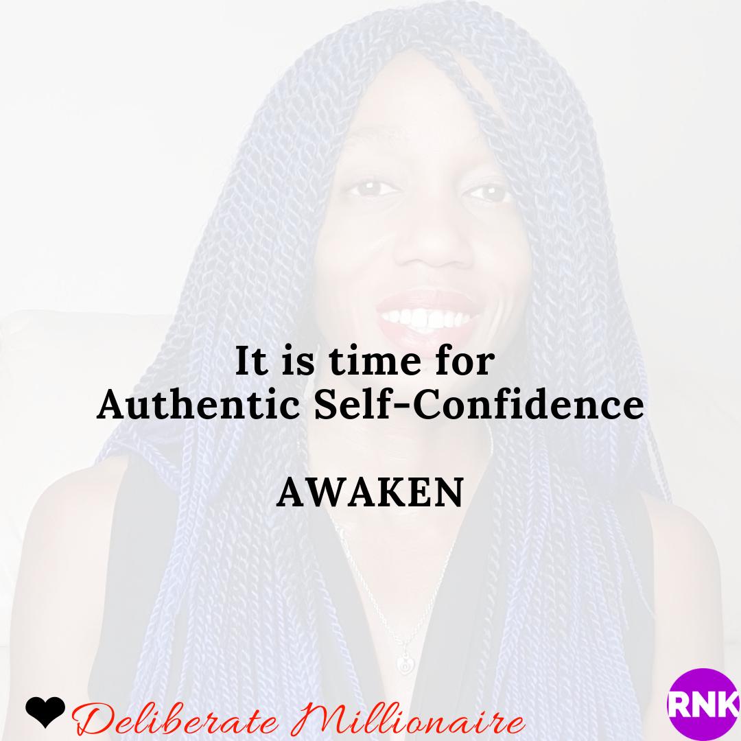 Authentic Self-Confidence