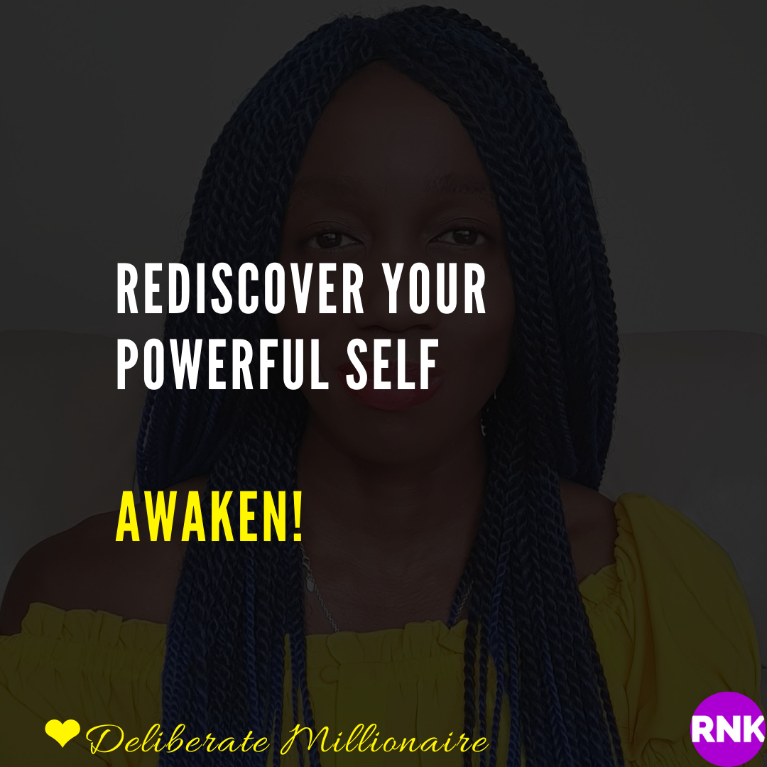 Rediscover Your Powerful Self