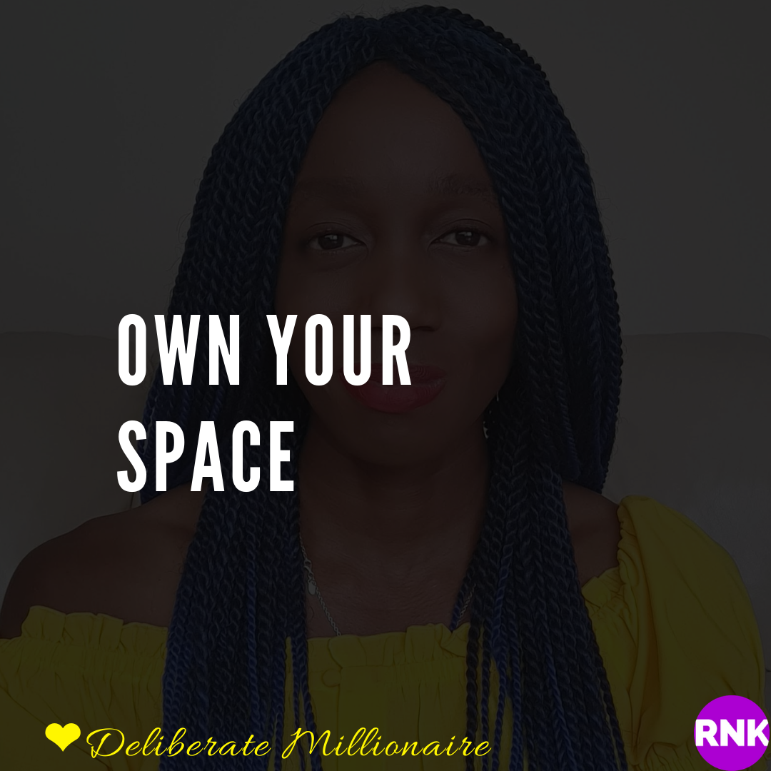 Own Your Space