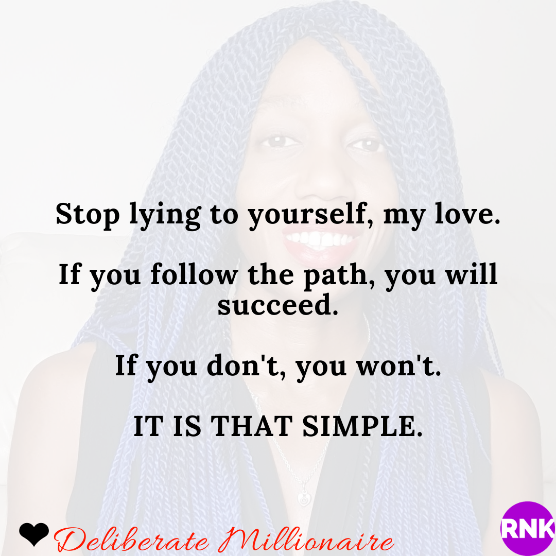 Follow The Path & You Will Succeed