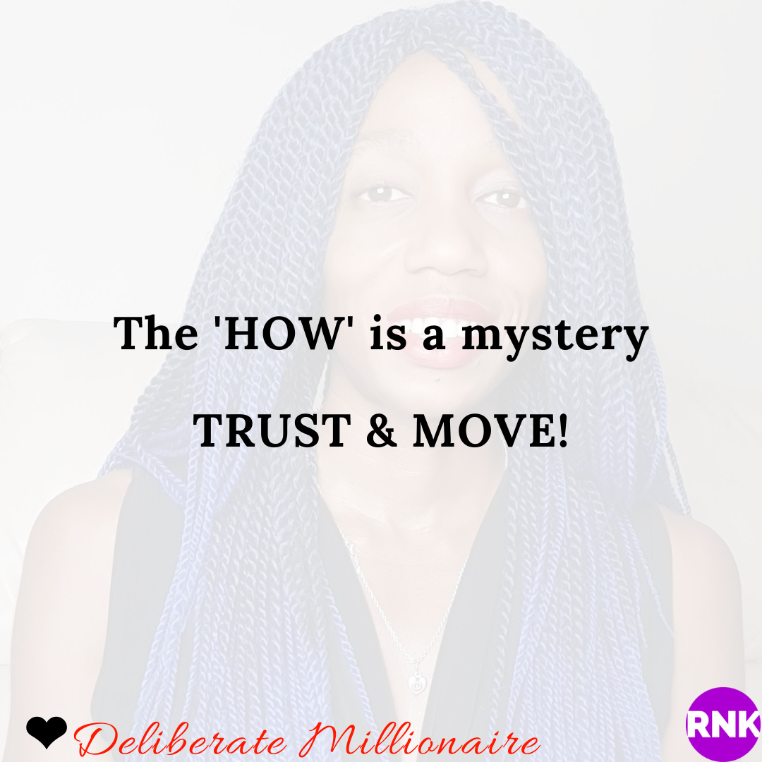 The 'How' Is A Mystery