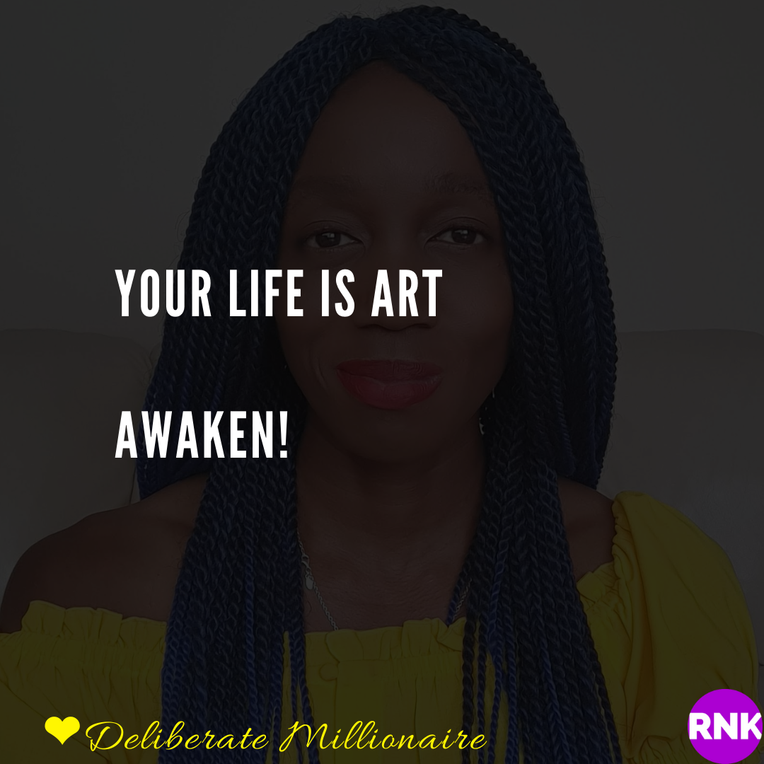 Your Life Is Art